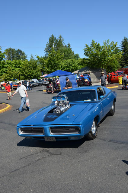 Mopar Show 2015  Best of Show in 2014